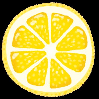 ファスティングのレモン